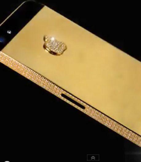 Un iPhone à 12 millions d'euros