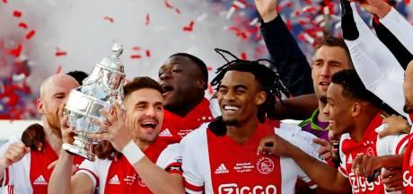 Late bekerzege op Vitesse onderstreept hegemonie Ajax in mogelijke feestweek