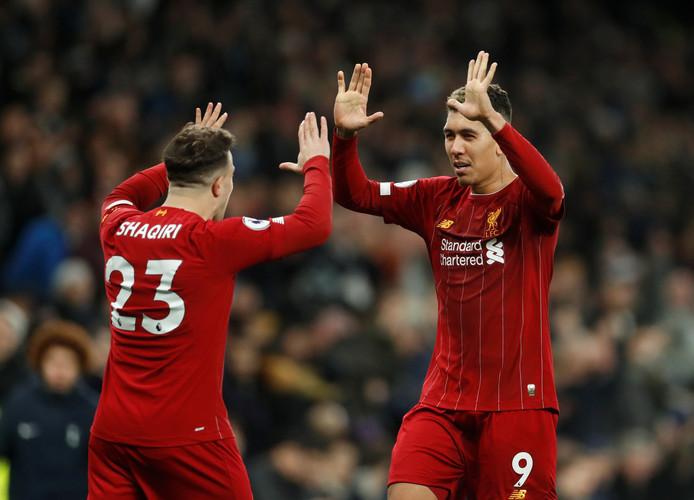De landstitel voor Liverpool komt steeds dichterbij.
