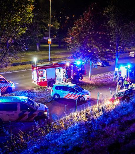 Man (73) raakt onwel tijdens het rijden en overlijdt na botsing in Eindhoven