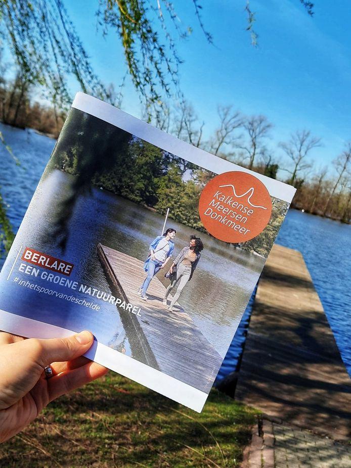 De nieuwe brochure is sinds april beschikbaar.