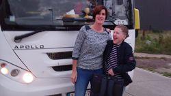 """Twee weken na noodkreet zit Warre nog altijd veel te lang op de bus: """"Zelfs vervoer van dieren kent striktere normen"""""""