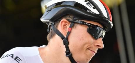 Debutant Philipsen houdt Tour voor gezien met Pyreneeën in zicht