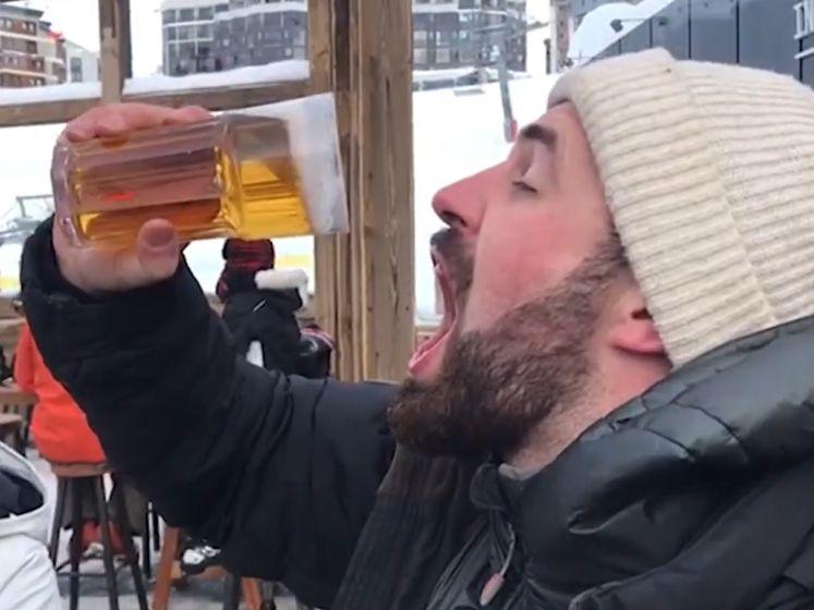 Peut-on boire une bière congelée ?