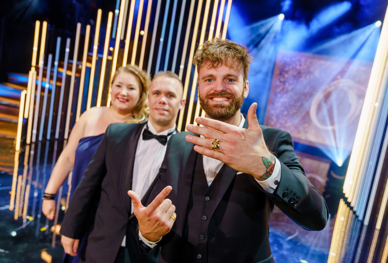 Drievoudig Televizier-winnaar Tim Hofman.