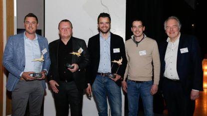 IT-dienstverlener ESAS uit Wilrijk wint prijs voor snelst groeiend bedrijf