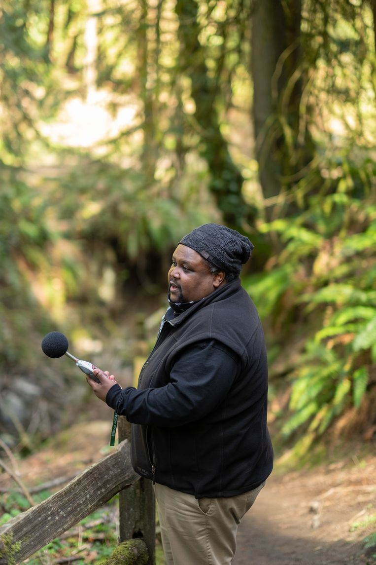 Dr. Kenya Williams: 'Stilte viedt vele voordelen'. Beeld Eline van Nes