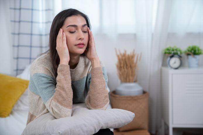 Migraine staat op de tweede plaats in de lijst van kwalen die de grootste impact hebben op het dagelijks leven.