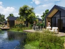 Vakantiepark Landal GreenParks met 230 vakantiehuizen verrijst in Eck en Wiel