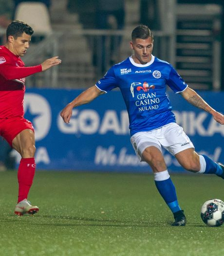 FC Den Bosch verslaat Twente en klimt naar plek drie