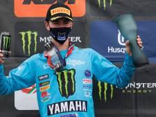 Championnat du monde MX2: un Belge remporte le Grand Prix de Belgique