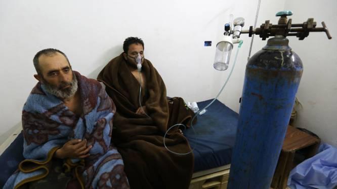 Syrisch regime gebruikte chemische wapens bij aanval in 2018