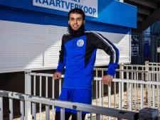 Soufyan Ahannach is na zijn Engelse universiteitsjaren terug op de basisschool voor voetballers, bij FC Den Bosch