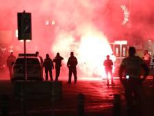 Weten deze jongeren meer van brandstichting GGD-testlocatie op Urk? Politie verspreidt filmpje