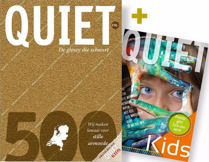 Cover Quiet 500 van 2016.