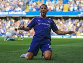 Hazard krijgt rust in Europa League