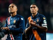 Driess Saddiki: 'Het lukte ons niet om het tiental van FC Twente kapot te spelen'