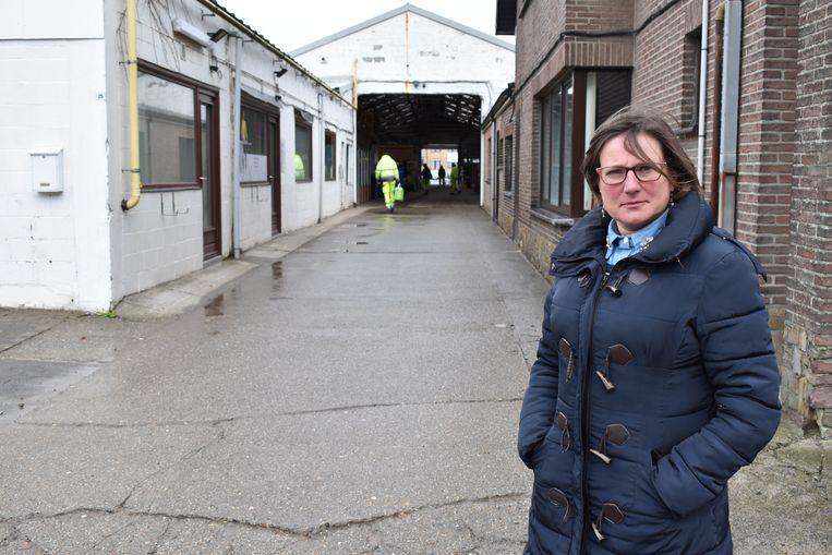Gemeenteraadslid Kristel Van den Rijse (CD&V) bracht de bal aan het rollen.