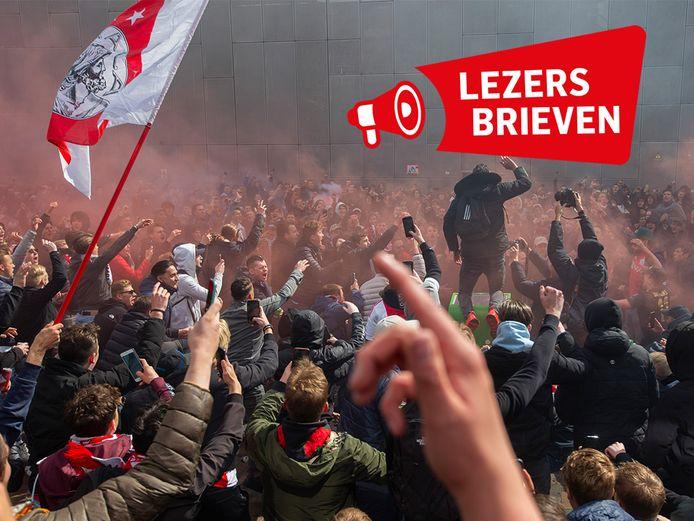 Lezersbrieven 04/05.