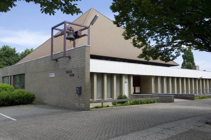 Taborkerk in Wierden.