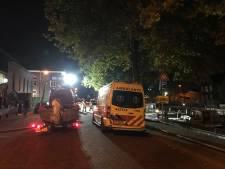 Hulpdiensten uitgerukt voor 'levensechte' pop in haven Veghel