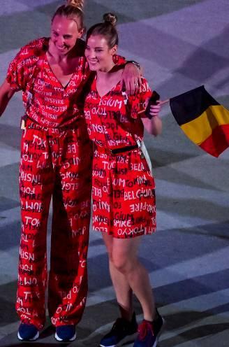 Belgische outfit gaat niet onopgemerkt voorbij op Olympische Spelen. Maar ook deze outfits zijn felbesproken