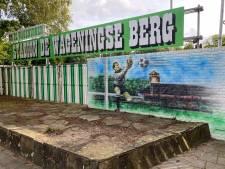 Muurschildering oud-doelman Kees Quint nu ook officieel onthuld