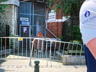 Neutrale zone vanaf maandag enkel toegankelijk voor sans-papiers die in hongerstaking zaten