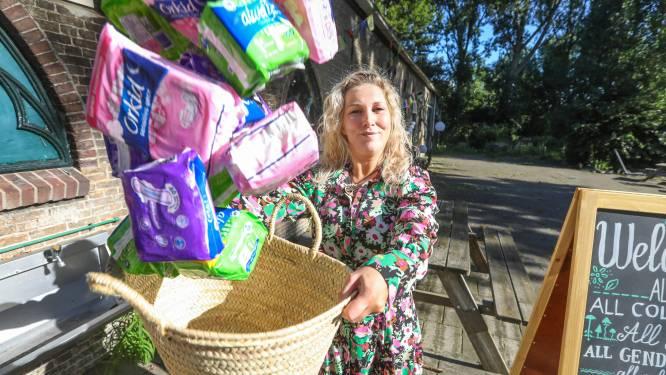 Gratis menstruatieproducten voor Zoetermeerse vrouwen, één op de tien heeft er geen geld voor