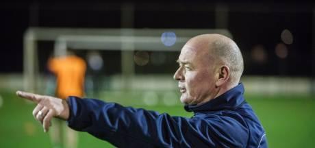 Marcel Verberkt doet stap terug en stopt als trainer van Elsendorp