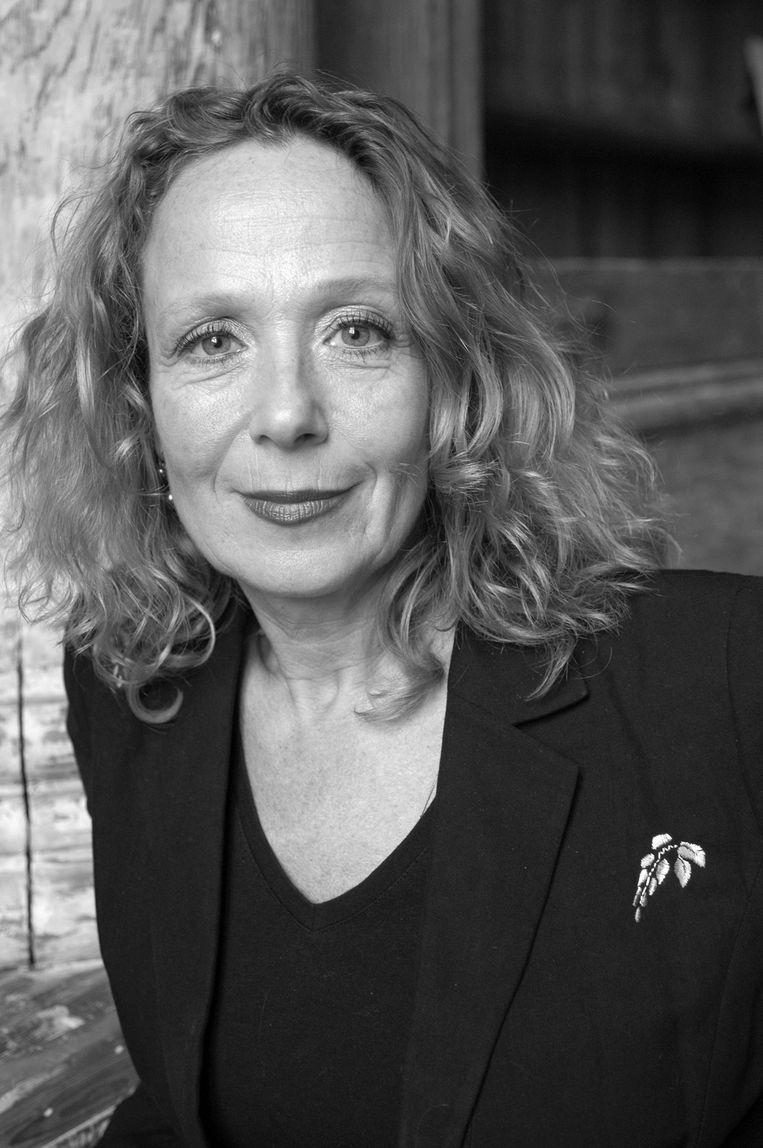 Linda Bouws is voormalig directeur Felix Meritis en curator van de tentoonstelling 'Over Vriendschap…' in het Kunstmuseum Den Haag. Beeld