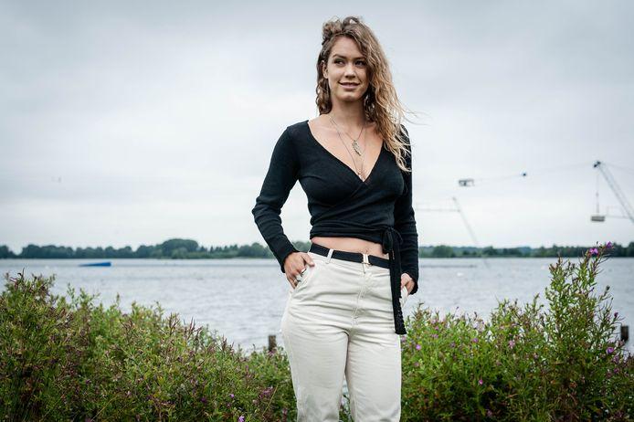 Het kroonjaar voor de Rotterdamse Miss Nederland Sharon Pieksma zit er op.