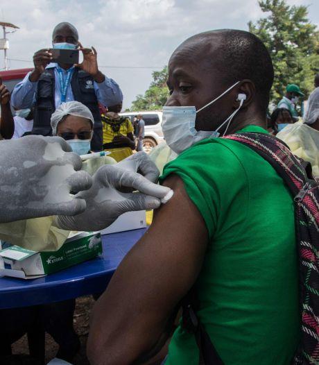 Guinee lanceert vaccinatiecampagne tegen ebola