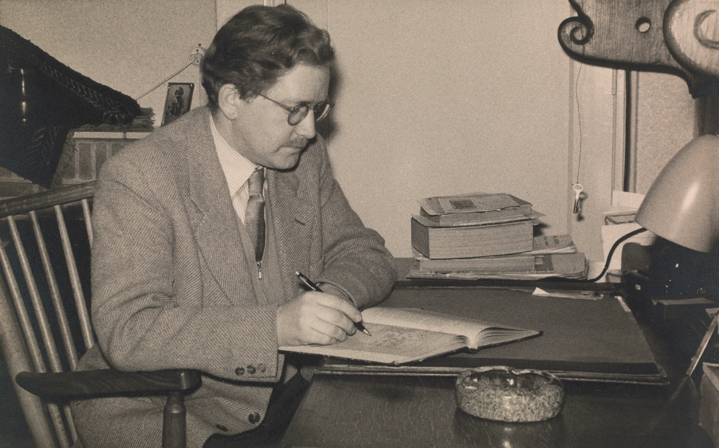 Frans Brekelmans in 1953