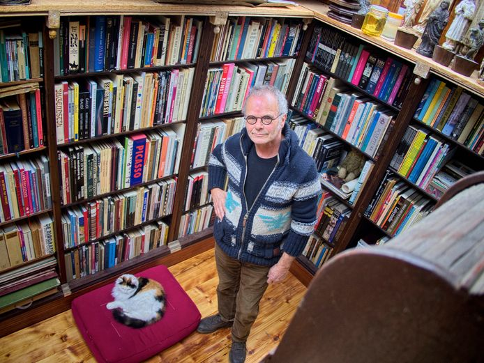 Jaap Clement gaat speelfilms over kunstenaars vertonen  in Terneuzen.