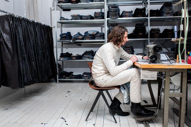 MICKKEUS Jeans Atelier  Beeld Nosh Neneh