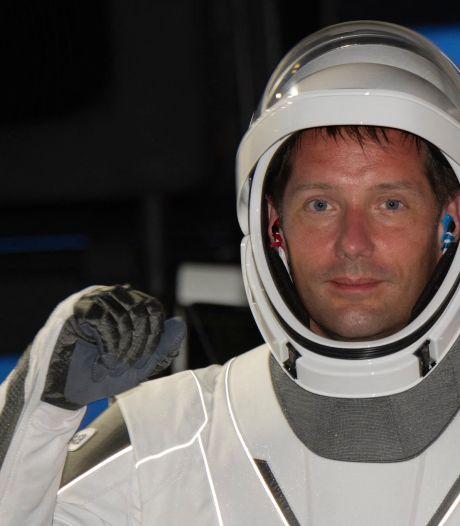 La capsule de SpaceX va s'arrimer à la Station spatiale internationale