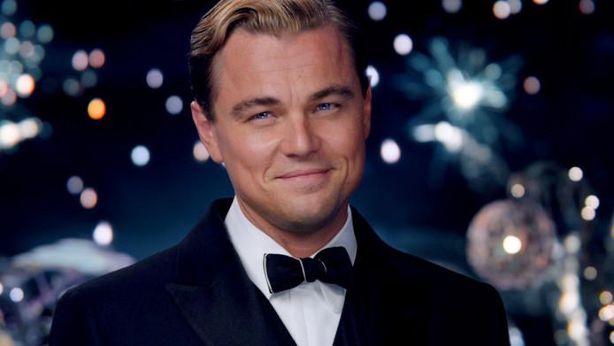 Leonardo DiCaprio in 'The Great Gatsby'.