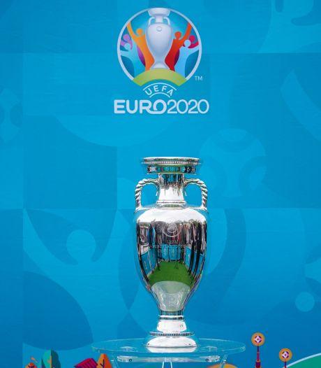 Speelschema EK voetbal   Wanneer worden halve finales gespeeld?
