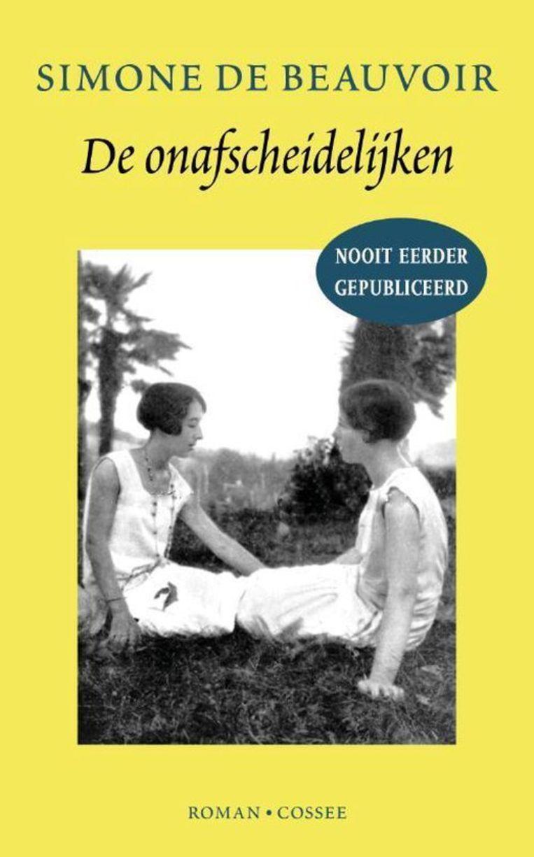 Simone De Beauvoir – De onafscheidelijken. Beeld rv
