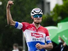 'VDP' waakt voor hoogmoed richting Tour: 'Ik zal zo'n solo in de regen tijdens de Tirreno niet meer doen'
