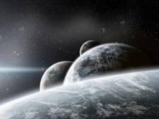 Uniek zonnestelsel ontdekt: 5 exoplaneten vlakbij ster