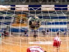 Handballers Aalsmeer verslaan Limburg Lions en pakken derde landstitel op rij