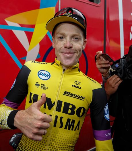 Roglic met 'schaduwkopman' Kruijswijk naar de Vuelta
