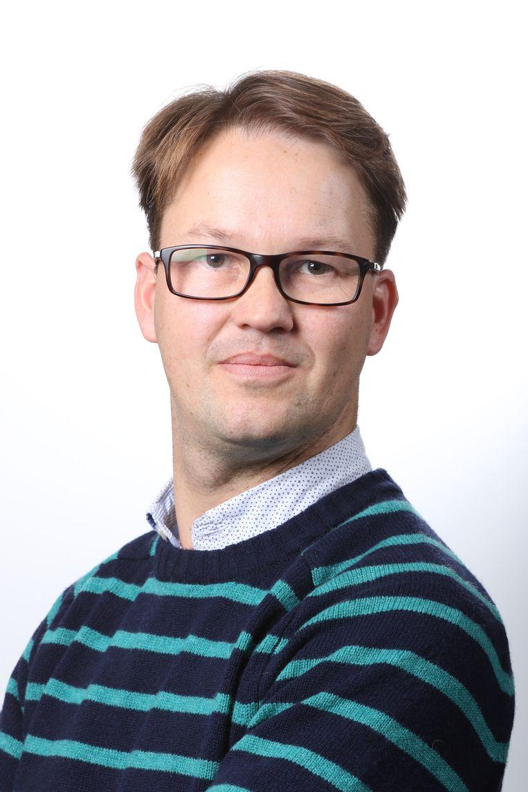 Maarten Rabaey. Beeld kos