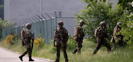 Opnieuw grote zoekactie naar voortvluchtige Belgische militair in natuurpark bij grens Limburg