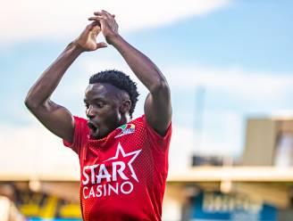 """Voor afscheidnemende Fashion Sakala heeft KVO voor altijd speciaal plaatsje in zijn hart: """"Eerste Europese club die in mij geloofde"""""""