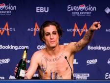 Zanger Måneskin wordt getest op drugs na 'snuifgate': 'Hij ruimde gebroken glas op'
