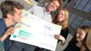 Ecolocal Treets wint hoofdprijs VLAJO
