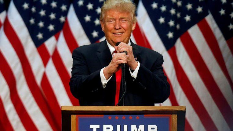 Donald Trump. Beeld reuters